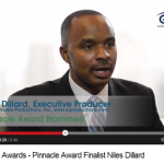 Pinnacle Award Finalist Niles Dillard